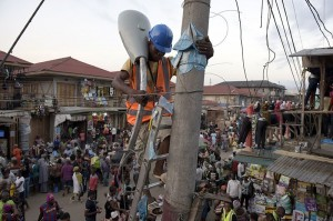 长期以来,人们一直担心尼日利亚基础设施不足,这让科技公司感到沮丧