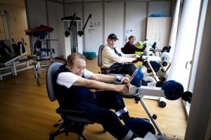 帕金森病患者经常接受各种治疗以改善运动功能。